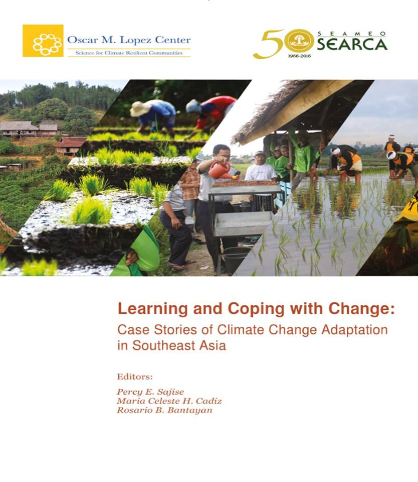 Learning and Coping with Change: Case Stories of Climate Change Adaptation in Southeast Asia