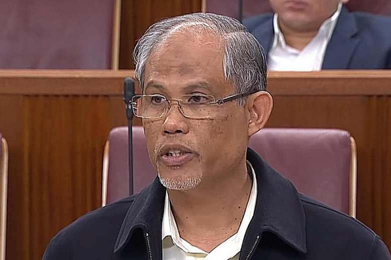 Minister for the Environment and Water Resources Masagos Zulkifli said firms that comply with the new rules will benefit from long-term cost savings.