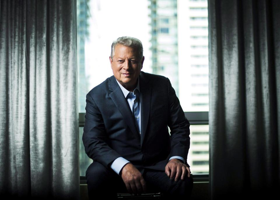 Al Gore is releasing a new movie titled An Inconvenient Sequel: Truth to Power