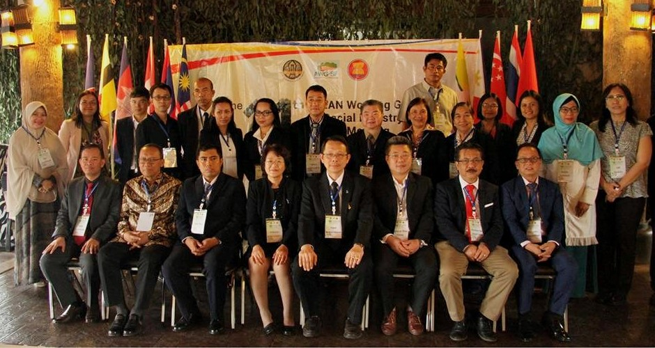 The ASEAN Working Group on Social Forestry (AWG-SF) Leaders and Focal Points