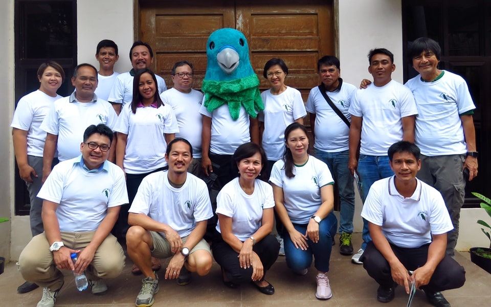 Participants and organizers of the Meeting-Workshop with stakeholders and potential partners for the implementation of School-Plus-Home Gardens Project in Busuanga, Palawan
