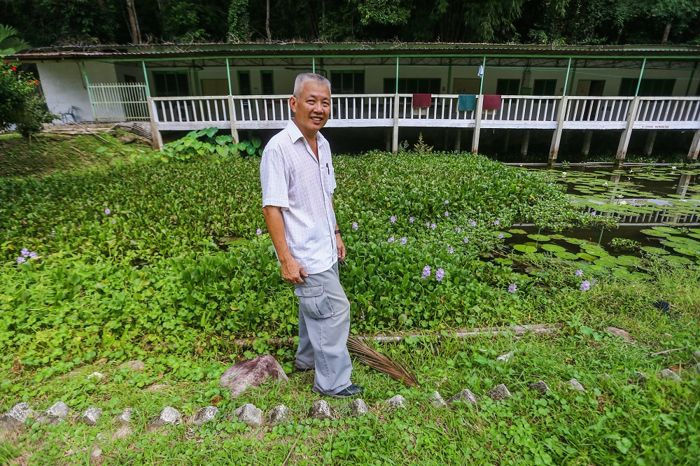 Prof Anthony Wong is a seasoned environmentalist with a background in hotel management and sustainable tourism. — Pictures by Hari Anggara