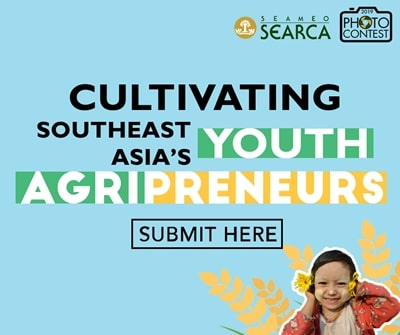 SEARCA Photo Contest 2019: Cultivating Southeast Asia's Youth Agripreneurs