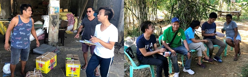 Interview with local calamansi traders in Victoria, Oriental Mindoro