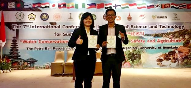 SEARCA scholars bag Best Oral Presentation awards
