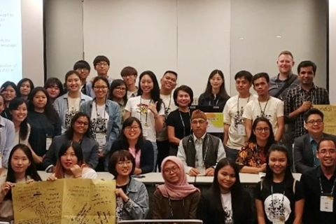 SEARCA leads Session on Youth and Gender Inclusion in Forestry in the Asia Pacific Forestry Week 2019