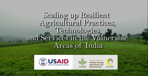 Scaling Climate-Smart Villages in India