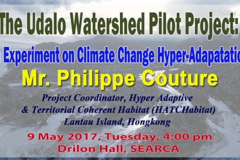 The Udalo Watershed Pilot Project: An Experiment on Climate Change Hyper-Adaptation