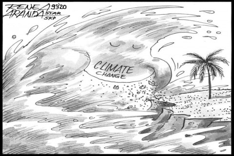 EDITORIAL - Disappearing beaches