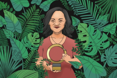 Meet Nguy Thi Khanh, The Woman Championing Vietnam's Energy Development