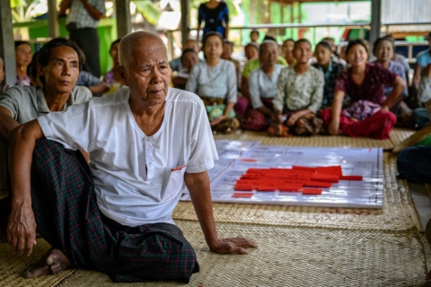 Flood Resilience in Myanmar's Dry Zone