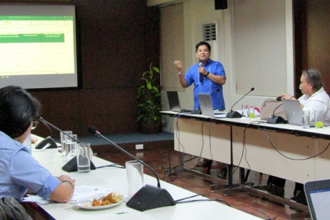 Calamansi project gears up for implementation