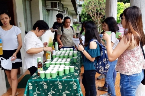 SEARCA and UPLB conduct consumer preference survey on calamansi-based products of Oriental Mindoro