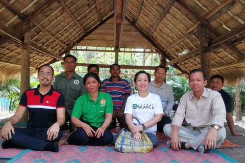 SEARCA-ASRF supports Cambodia in developing case studies on community forestry's contribution to local livelihoods