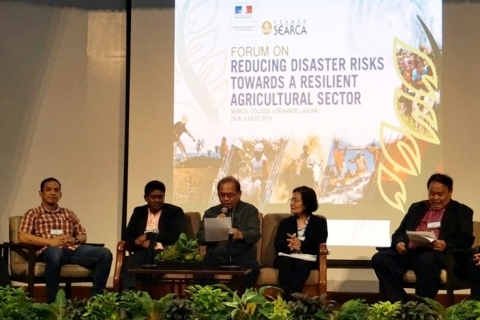 France-SEARCA partnership pitches for PH agricultural resiliency