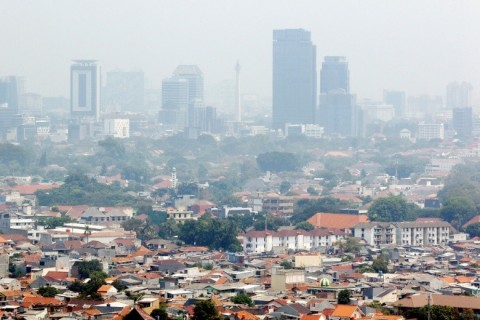 WRI Indonesia introduces 'Emisi' app for us to calculate, reduce carbon emissions