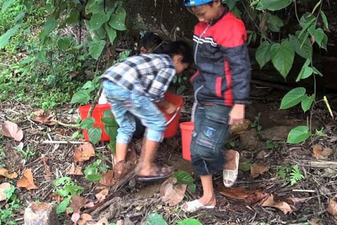 Climate change and Disaster Risk Reduction - A film by children in Ha Giang, Vietnam