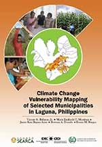 Climate Change Vulnerability Mapping of Selected Municipalities in Laguna, Philippines