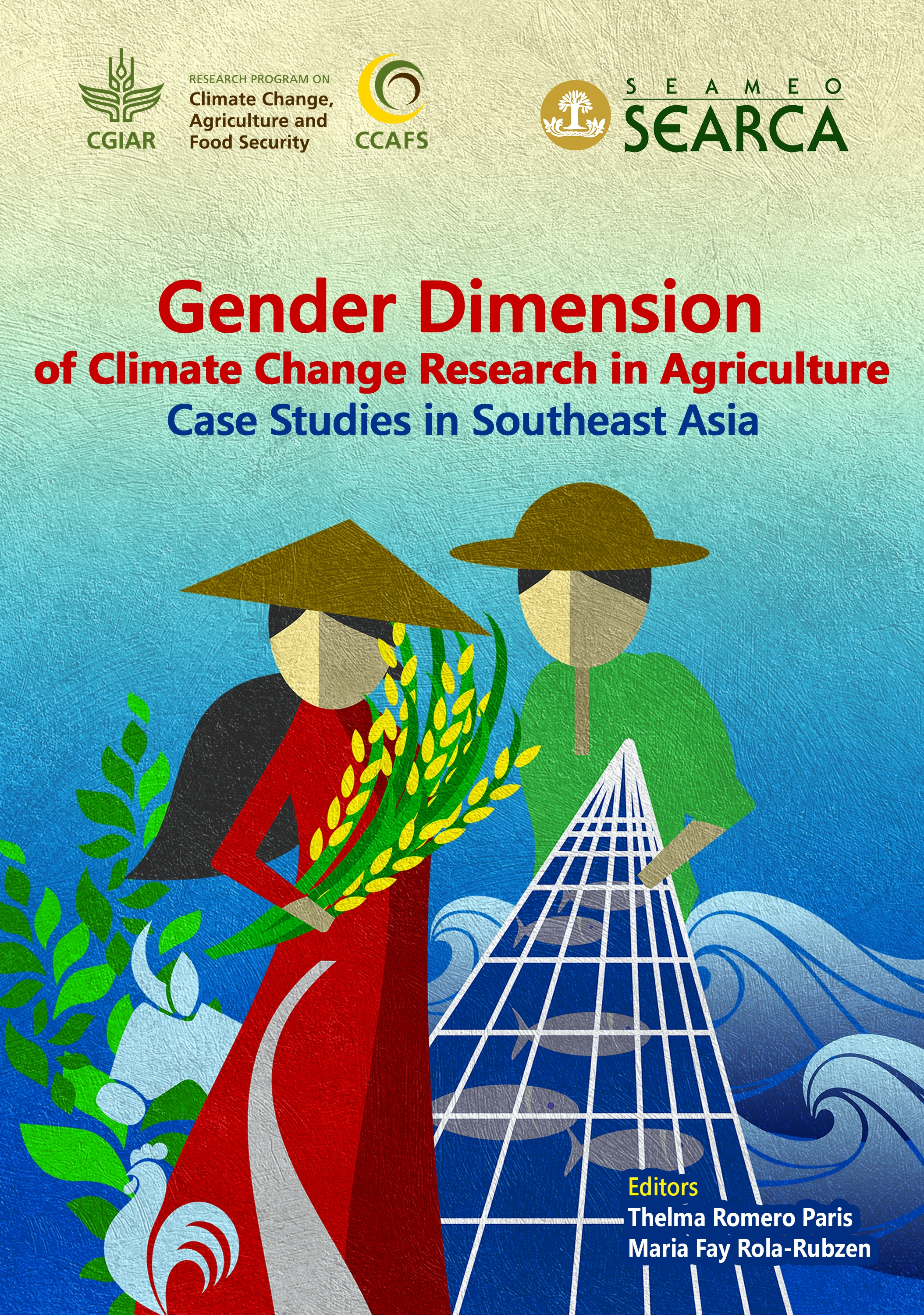 Gender Dimension of Climate Change Research in Agriculture: Case Studies in Southeast Asia