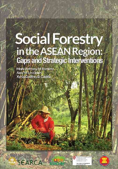 Social Forestry in the ASEAN Region: Gaps and Strategic Interventions