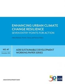 Enhancing Urban Climate Change Resilience: Seven Entry Points for Action
