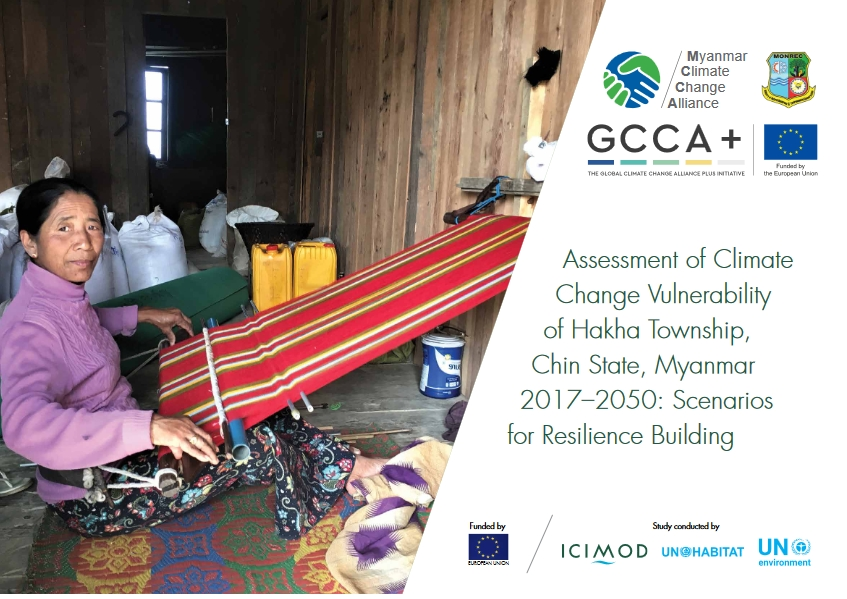 Assessment of climate change vulnerability of Hakha Township, Chin State, Myanmar 2017–2050: Scenarios for resilience building