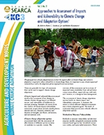 Approaches to Assessment of Impacts and Vulnerability to Climate Change and Adaptation Options