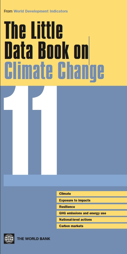 Little Data Book on Climate Change 2011