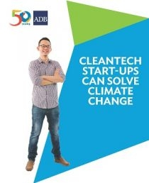 Cleantech Start-ups Can Solve Climate Change