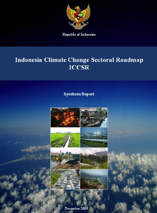 Indonesia Climate Change Sectoral Roadmap