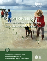 (AR5) Climate Change 2014: Impacts, Adaptation, and Vulnerability