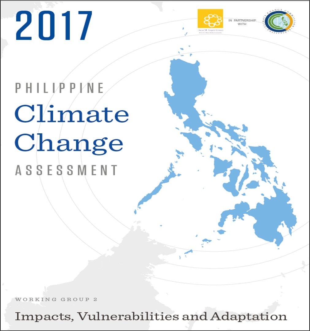 Philippine Climate Change Assessment Working Group 2: Impacts, Vulnerabilities and Adaptation
