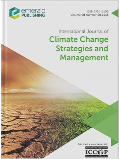 International Journal of Climate Change Strategies and Management