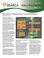 Watersheds in a Changing Climate: Issues and Challenges
