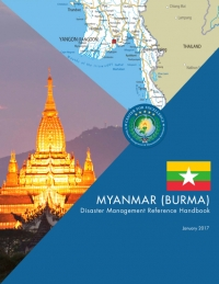 Myanmar: Disaster Management Reference Handbook 2017
