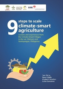 9 steps to scale climate-smart agriculture: Lessons and experiences from the climate-smart villages in My Loi, Vietnam and Guinayangan, Philippines